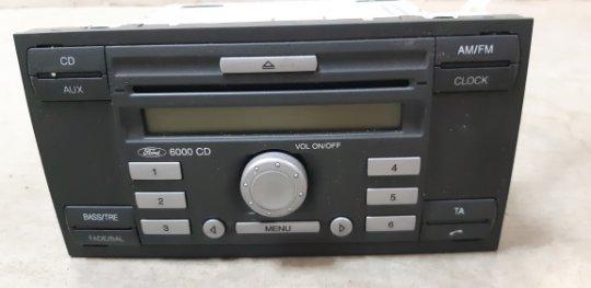 Магнитола Ford Fusion CBK 1.4 БЕНЗИН 2008