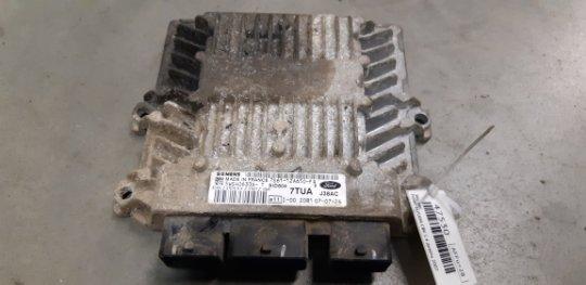 Эбу двс Ford Fusion CBK 1.4 ДИЗЕЛЬ 2007
