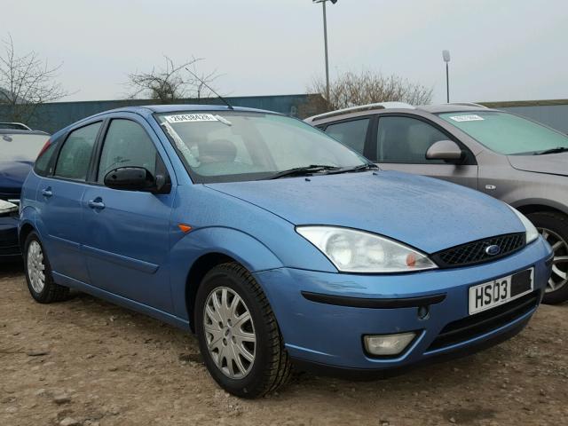 Автомобиль Ford Focus 1 DBW 1.8 I 2003 года в разбор