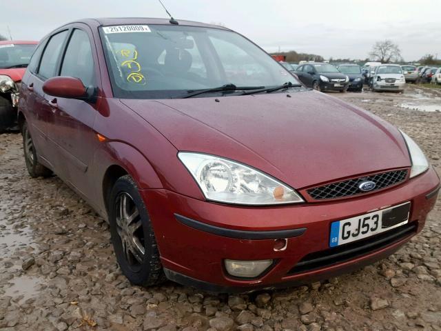 Автомобиль Ford Focus 1 DBW 2.0 I ZETEC-E EFI (HC) 2003 года в разбор