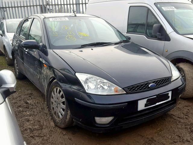 Автомобиль Ford Focus 1 DBW 2.0 I ZETEC-E EFI (HC) 2004 года в разбор