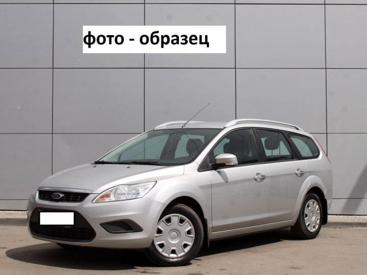 Автомобиль FORD FOCUS 2 УНИВЕРСАЛ 1.6 ДИЗЕЛЬ 2008 года в разбор