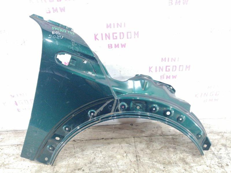 Крыло Mini Cooper R55 2006 переднее правое (б/у)