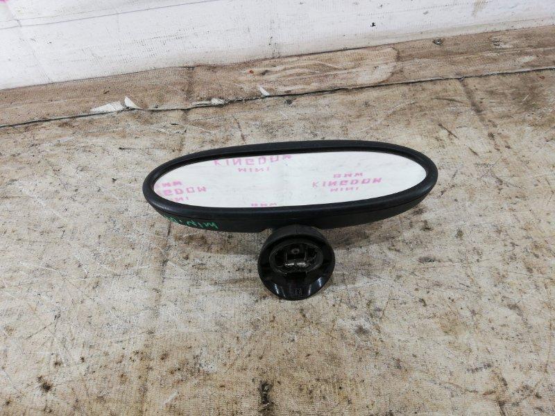 Зеркало заднего вида Mini Cooper R56 2006 переднее (б/у)