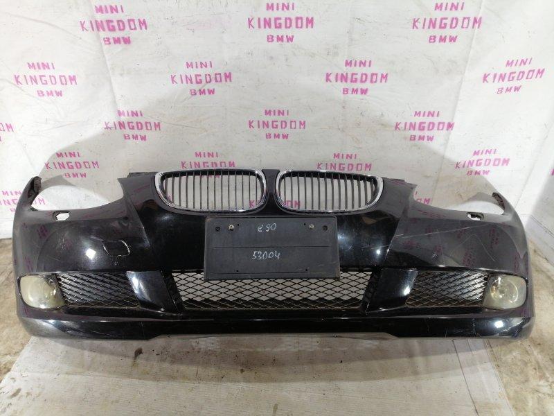 Бампер Bmw 3-Series E92 N46B20 2007 передний (б/у)