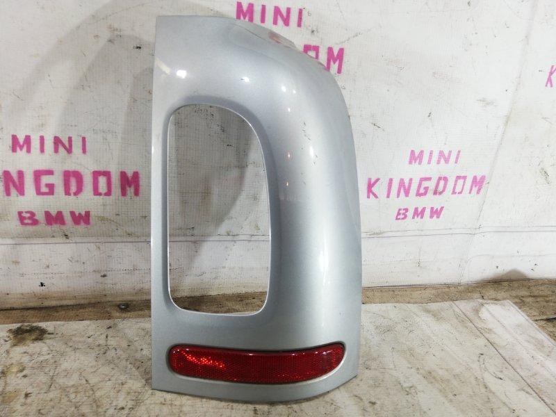 Накладка на крыло Mini Cooper R55 задняя правая (б/у)