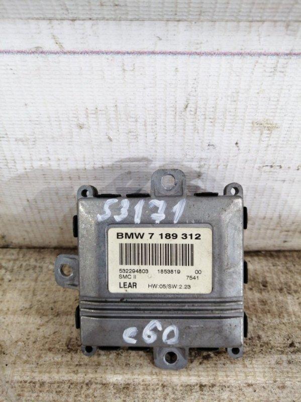 Блок управления фары Bmw 5-Series E60 N52 2007 передний правый (б/у)