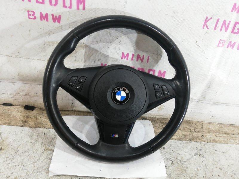 Руль Bmw 5-Series E60 N52 2007 (б/у)