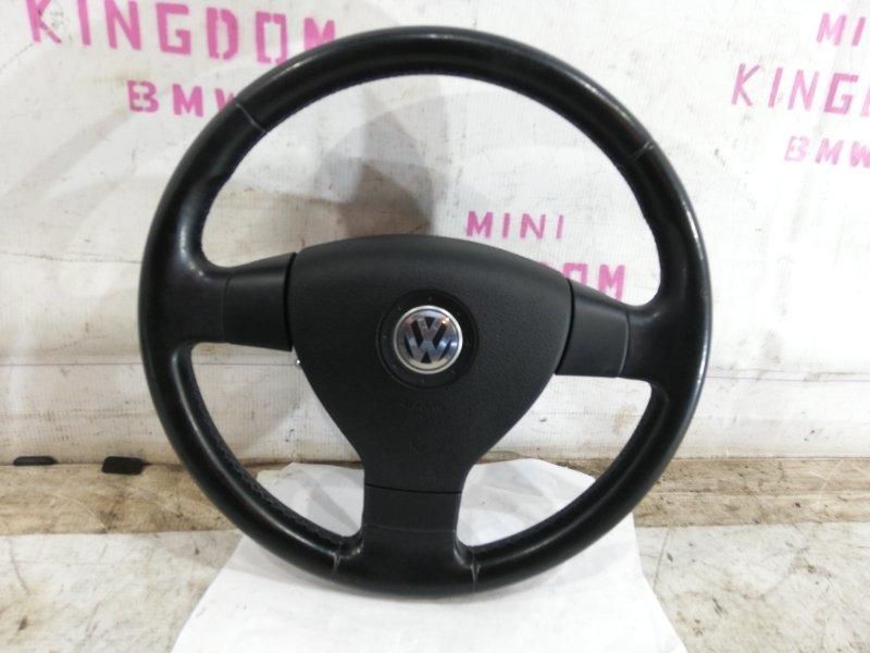 Руль Volkswagen Passat B6 VARIANT BZB 2009 (б/у)