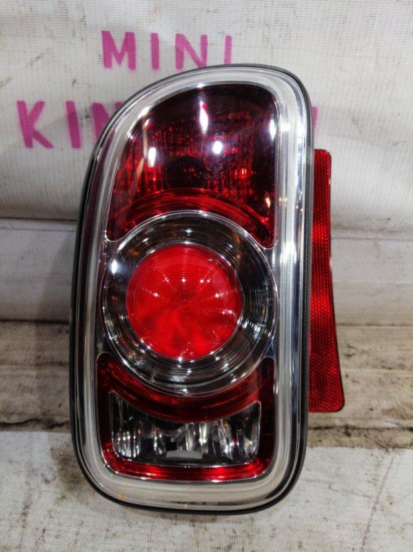 Фонарь Mini Clubman S R55LCI N18 2010 задний левый (б/у)