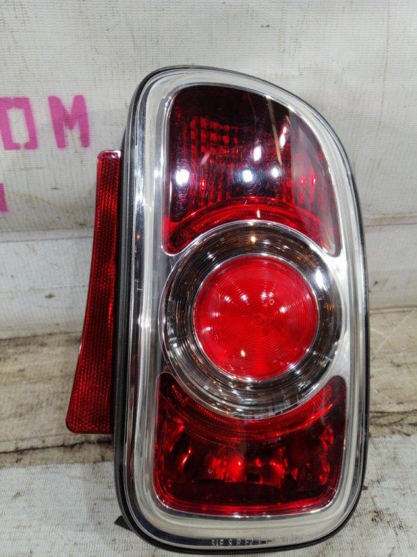 Фонарь Mini Clubman S R55LCI N18 2010 задний правый (б/у)