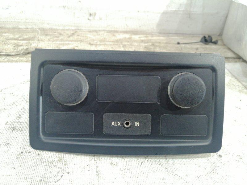 Прикуриватель с aux Bmw 5-Series E60 N52 2007 (б/у)