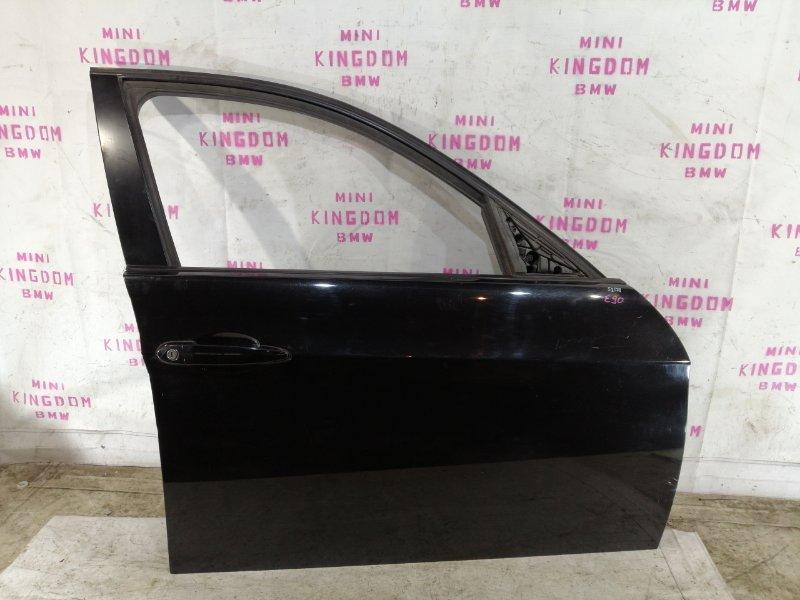 Дверь Bmw 3-Series E90LCI N46N 2010 передняя правая (б/у)