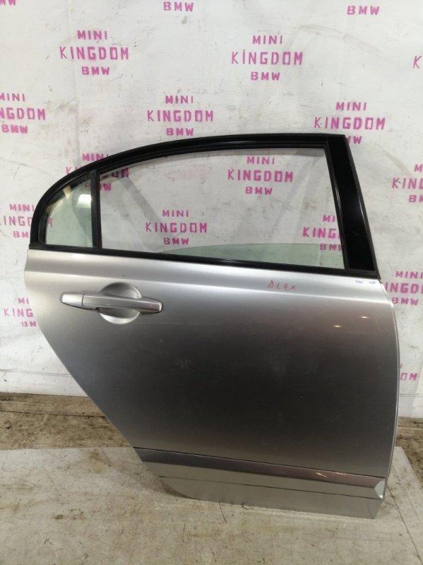 Дверь Honda Civic 4D R18A задняя правая (б/у)