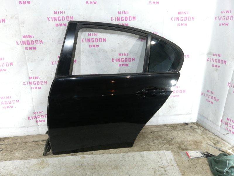Дверь Bmw 3-Series E90LCI N46B20 2008 задняя левая (б/у)
