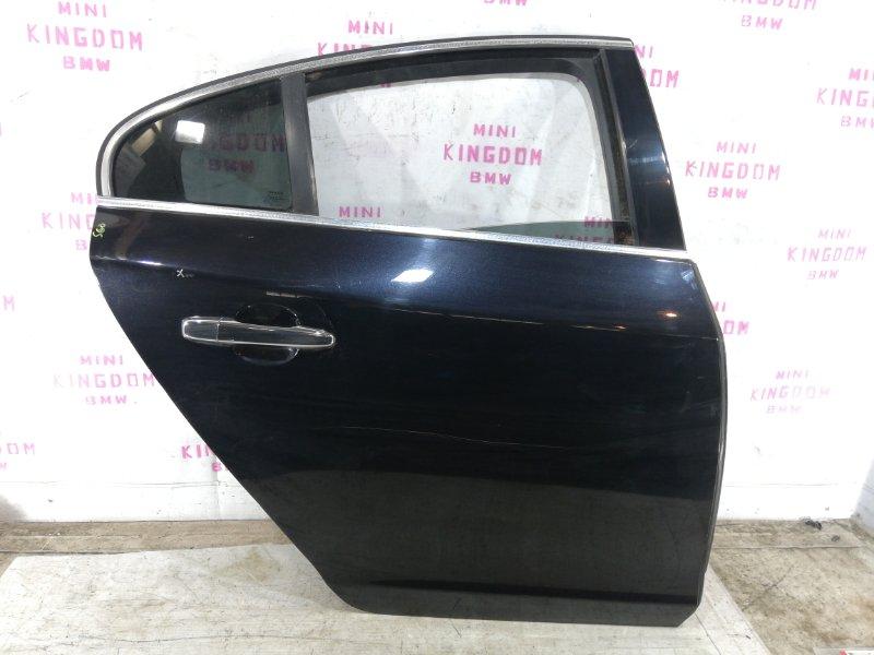 Дверь Volvo S60 Y20 B4164T 2011 задняя правая (б/у)