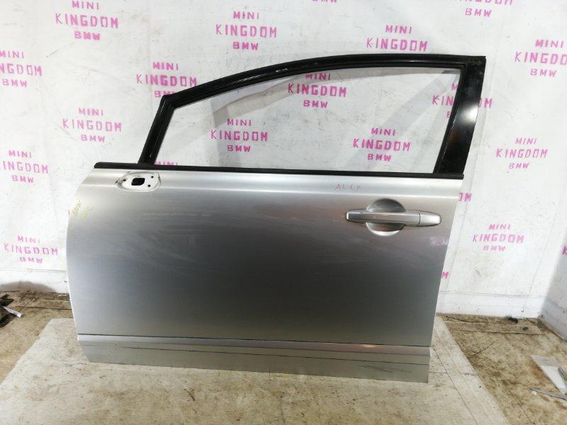 Дверь Honda Civic 4D R18A передняя левая (б/у)