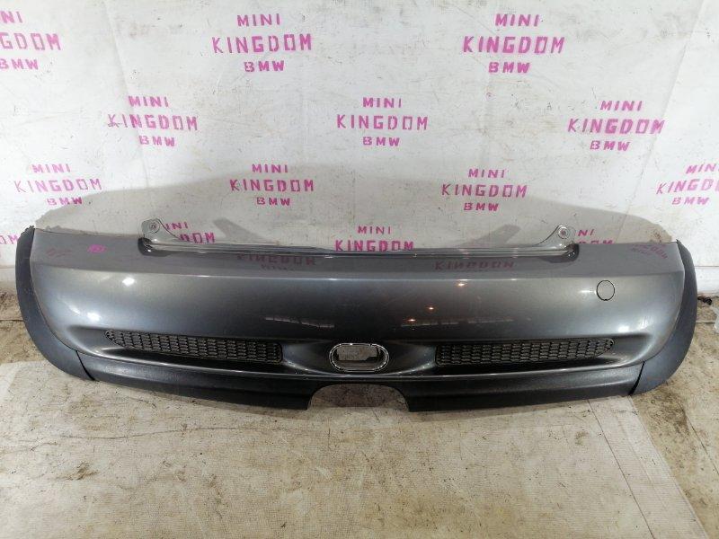 Бампер Mini Cooper S R53 W11 2003 задний (б/у)