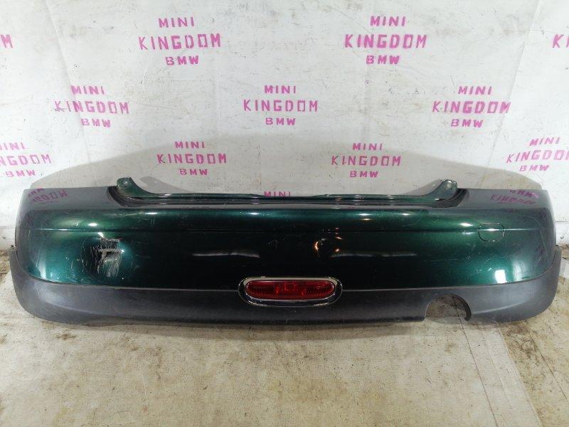 Бампер Mini Cooper R56 N12 2009 задний (б/у)