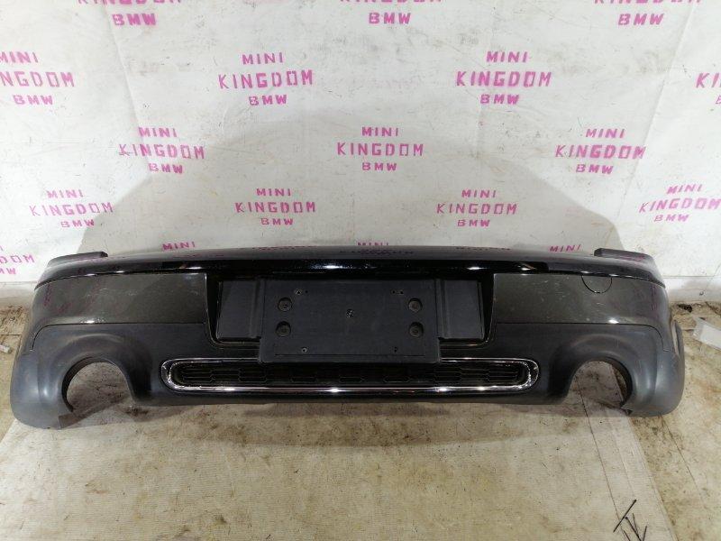 Бампер Mini Clubman S R55LCI N18 2010 задний (б/у)