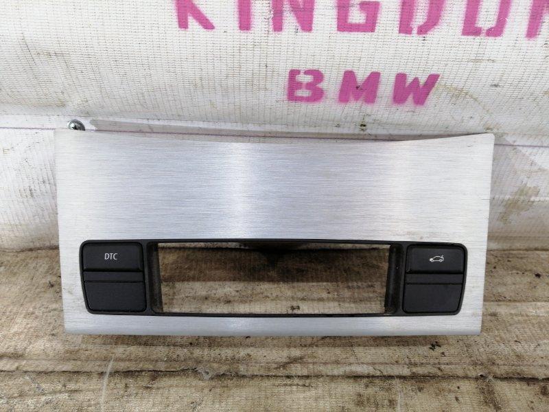 Рамка консоли Bmw 5-Series E60 N52 2007 (б/у)