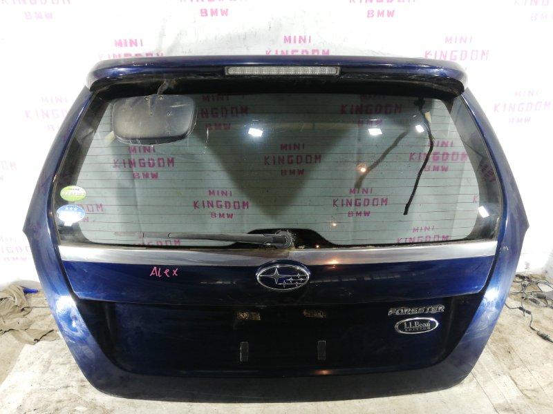 Крышка багажника Subaru Forester SG5 (б/у)