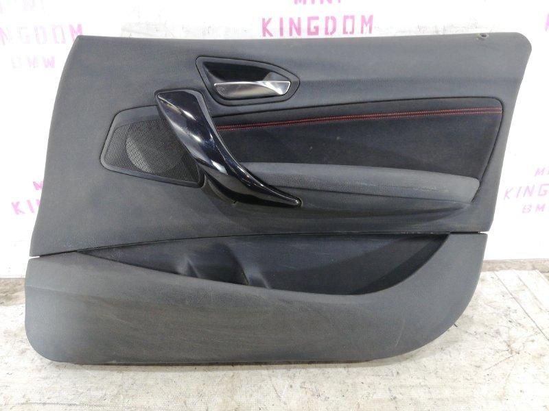 Обшивка салона Bmw 1-Series F20 N13B16A 2011 передняя правая (б/у)