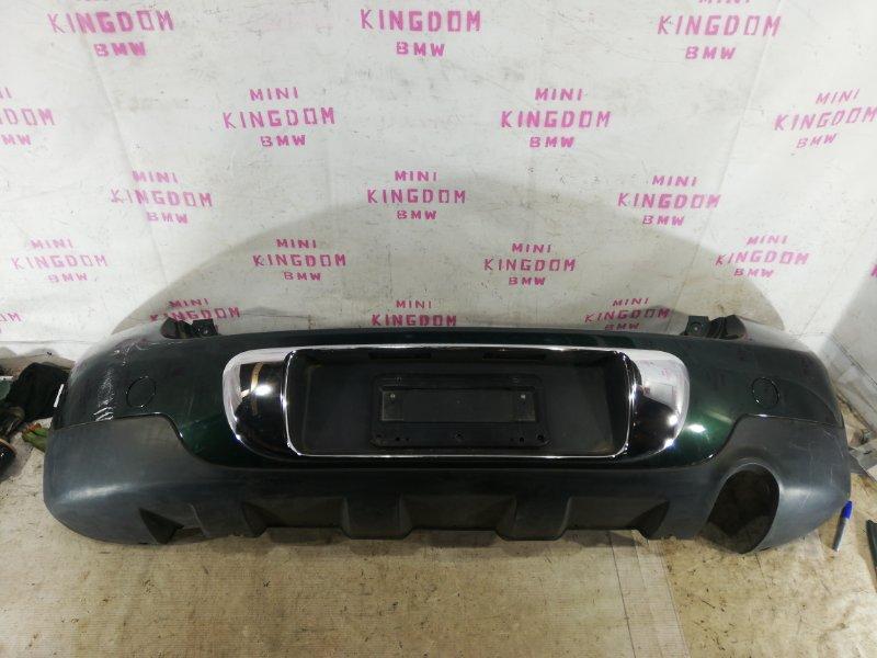 Бампер Mini Countryman R60 N16 2013 задний (б/у)