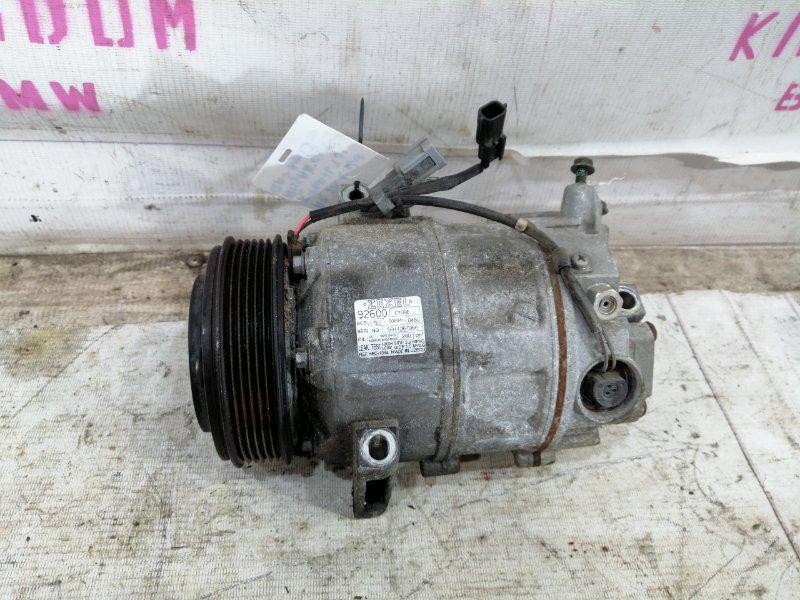 Компрессор кондиционера Nissan X-Trail T31 MR20 (б/у)