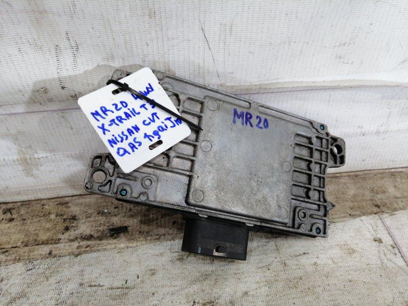 Блок управления акпп Nissan X-Trail T31 MR20 (б/у)