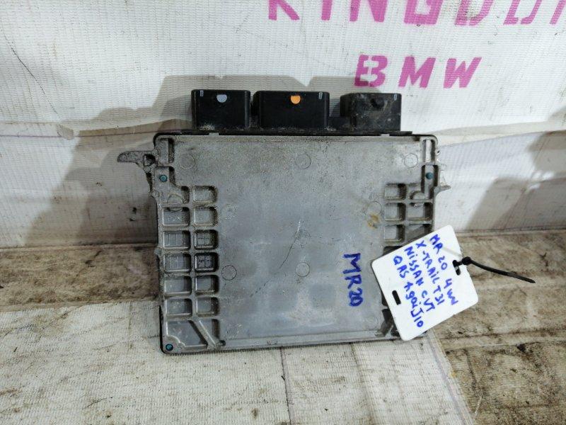 Блок управления двигателем Nissan X-Trail T31 MR20 (б/у)