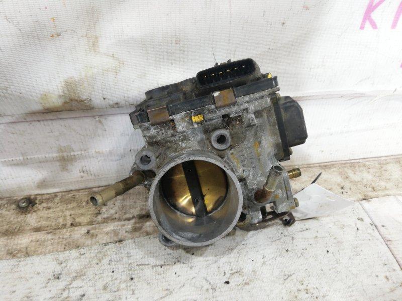 Дросельная заслонка Honda Accord 7 K24A (б/у)