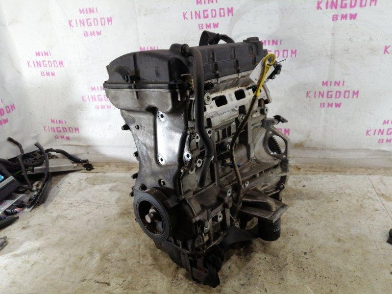 Двигатель Mitsubishi Lancer 10 4B11 (б/у)