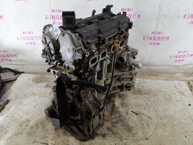 Двигатель Nissan X-Trail T30 QR20DE (б/у)