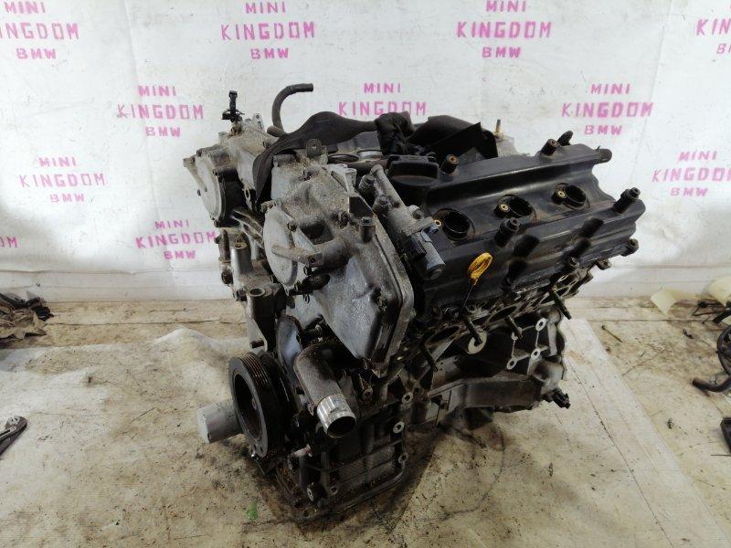 Двигатель Nissan Murano Z50 VQ35DE 2002 (б/у)