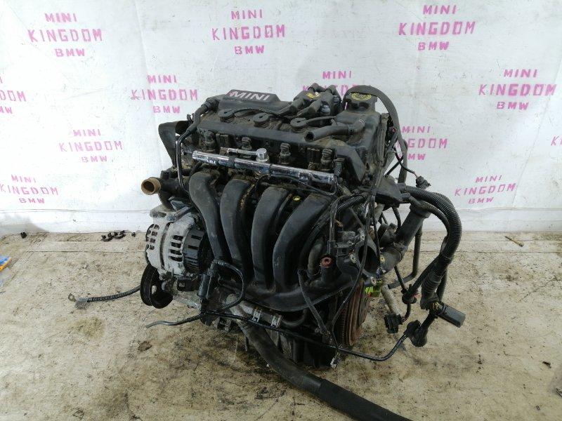 Двигатель Mini Cooper R50 W10B16 (б/у)