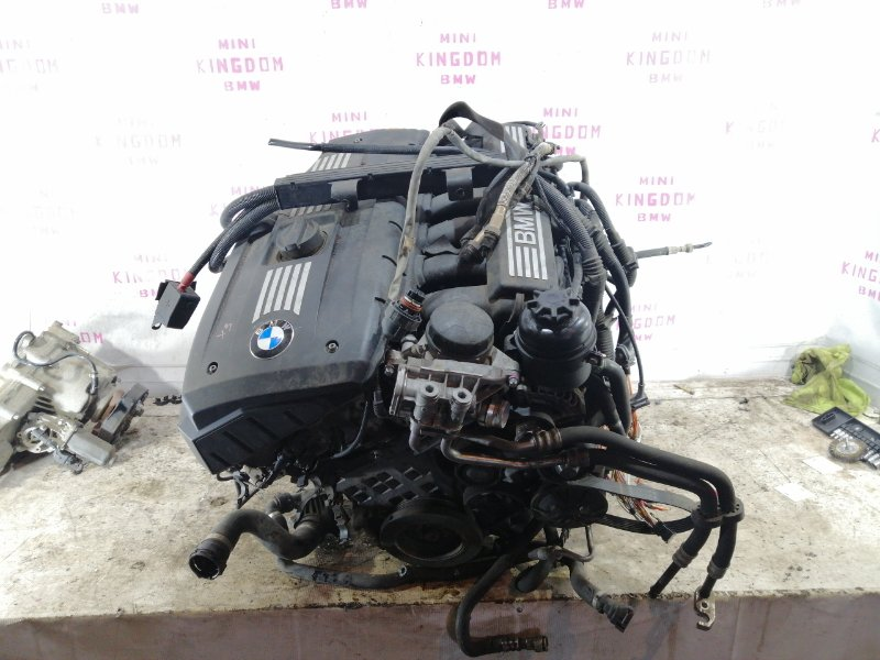 Двигатель Bmw X3 E83LCI N52 2006 (б/у)