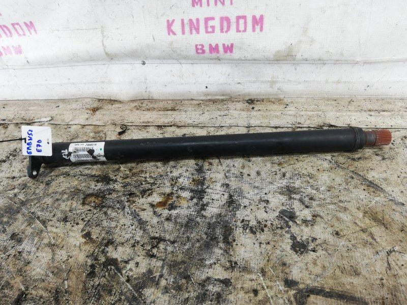 Карданный вал Bmw X5 E70 N52 2008 (б/у)