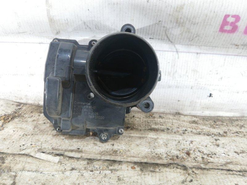 Дроссельная заслонка Bmw 1-Series F20 N13B16A 2011 (б/у)