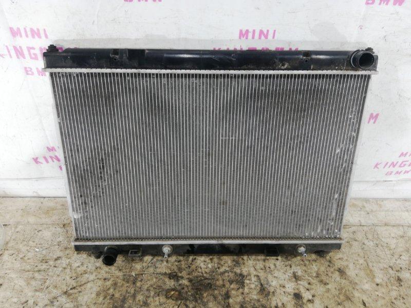 Радиатор двигателя Infiniti M35 Y50 VQ35DE (б/у)
