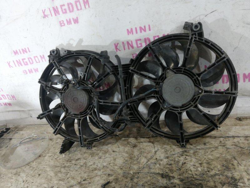 Вентилятор Infiniti G35 V36 VQ35HR (б/у)