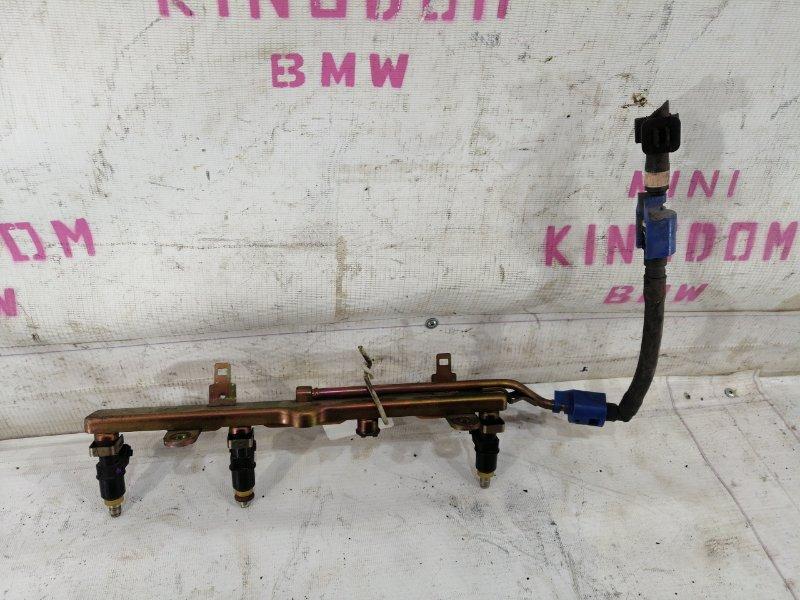 Топливная рейка Honda Accord 7 K24A (б/у)