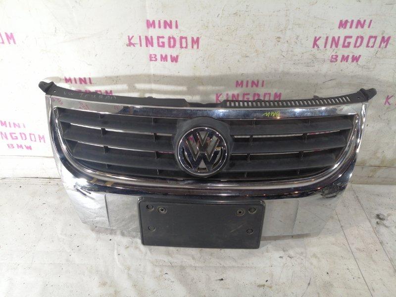 Решетка радиатора Volkswagen Touran (б/у)