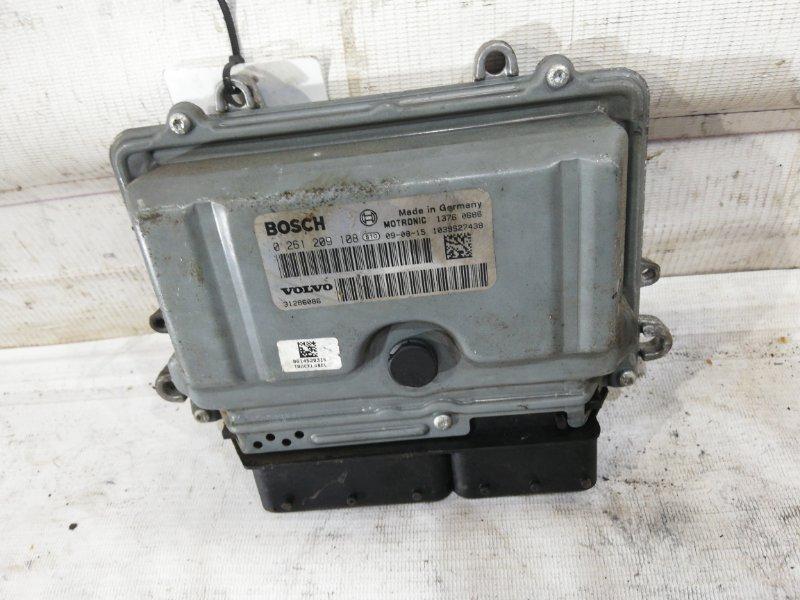 Блок управления двигателем Volvo Xc-70 B5254T (б/у)