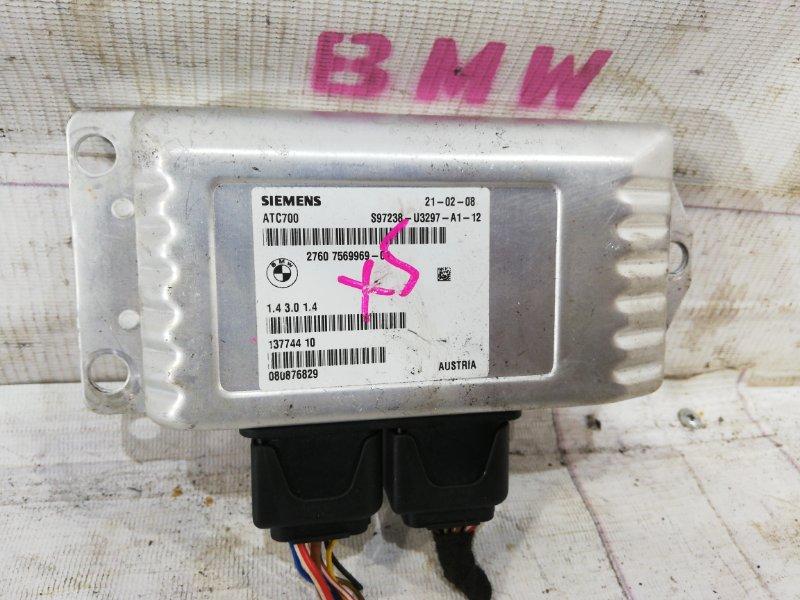 Блок управления раздаточной коробкой Bmw X5 E70 N52 2008 (б/у)