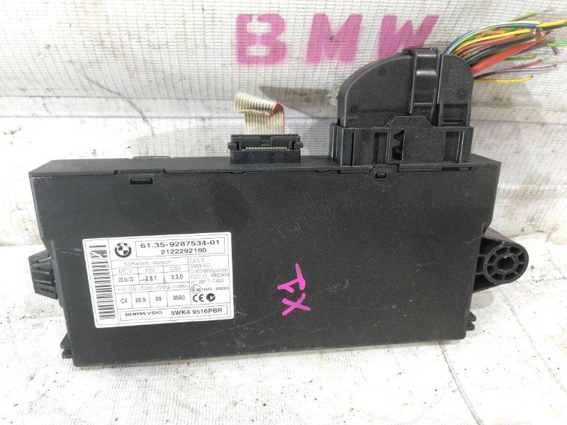 Блок управления cas Bmw X1 E84 N20B20A 2012 (б/у)
