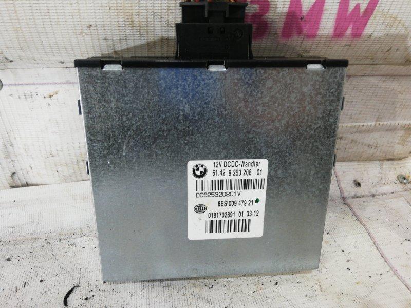 Блок напряжения dc/dc Bmw X1 E84 N20B20A 2012 (б/у)