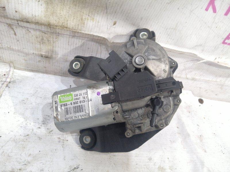 Электродвигатель стеклоочиститля заднего стекла Mini Countryman R60 N16 2013 (б/у)