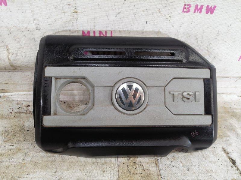 Крышка двигателя Volkswagen Passat B6 VARIANT BZB 2009 (б/у)
