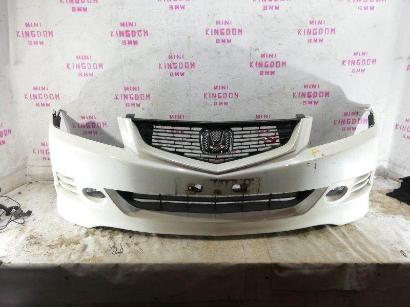 Бампер Honda Accord 7 передний (б/у)